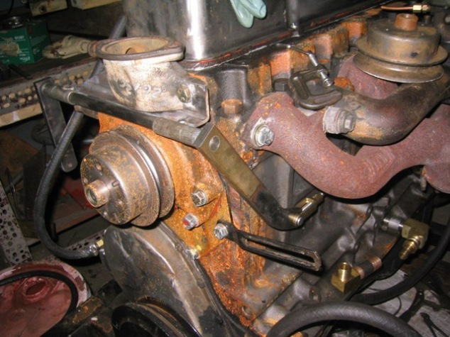 Chevy 216 Engine 6 Blade Fan Sale Problems And