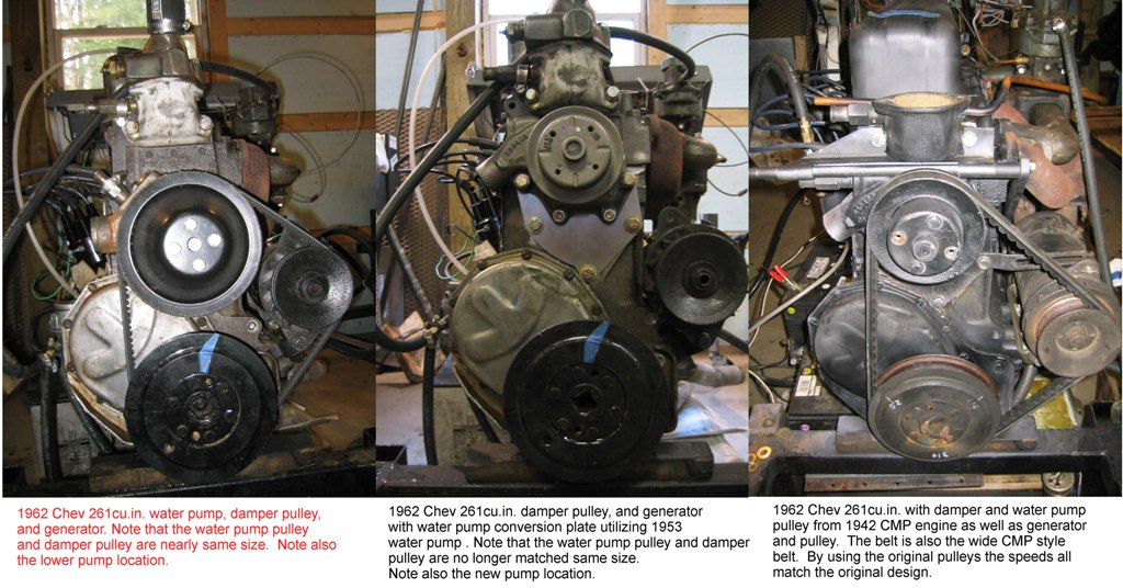 235 Amp 261 Modifications