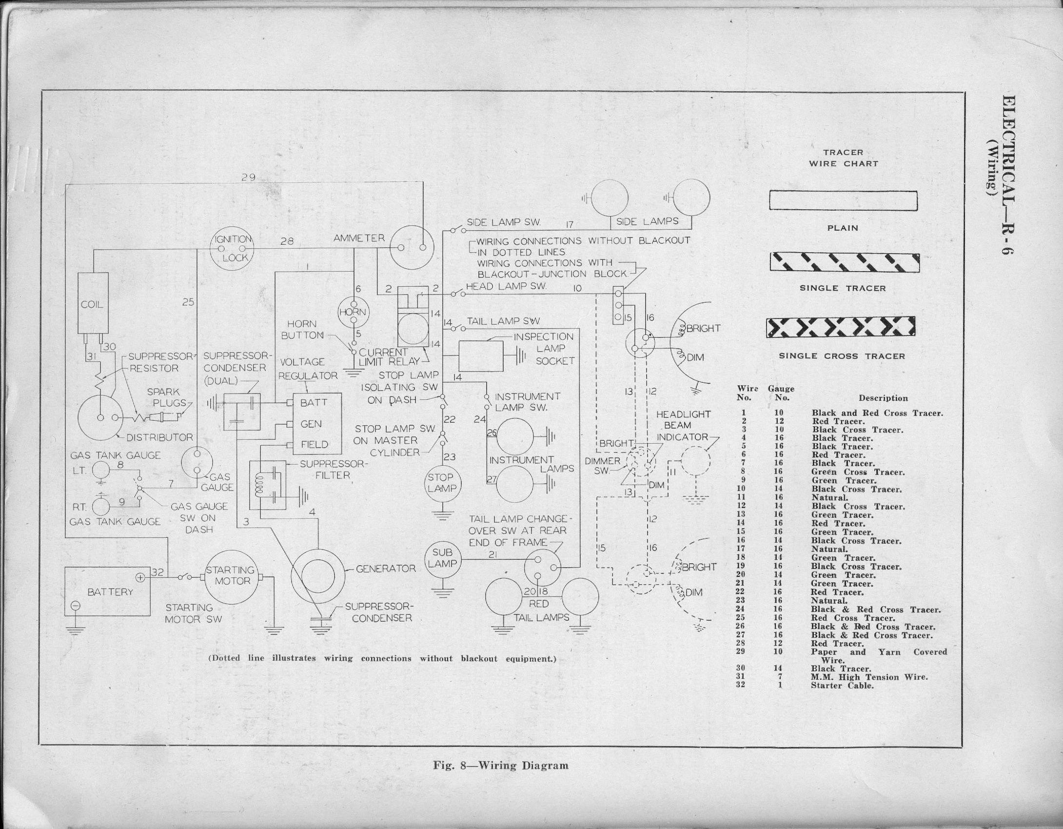 Pattern 13 Wiring Harness(1) cmp wiring information wire harness drawing at fashall.co