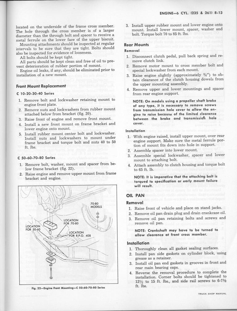1960 235-261 Engine Manual