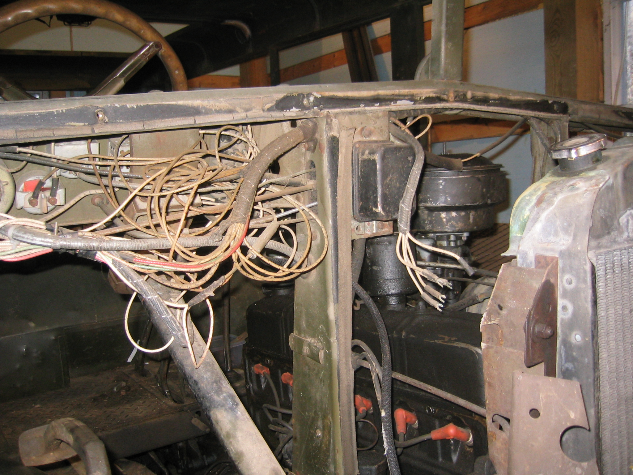 Cmp Wiring Information Harness Design Jobs In Canada The Reassembly Process After 2011 2012 Overhaul Reusing Earlier Made Was Relatively Straight Forward As I Not Having Add Or Replace
