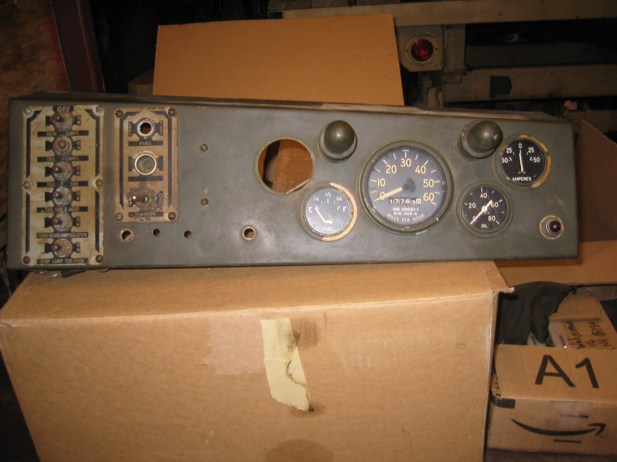 Cmp Wiring Information Harness Design Jobs In Canada The Backside Of Instrument Panel Was One Those Areas That I Decided Not To Repaint Leaving It Original Color And Paint As Something For Some